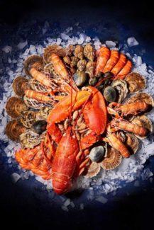 fruits de mer - Famille Beaulieu